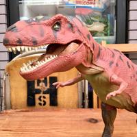 JURASSIC PARK Electronic Tyrannosaurus Rex Figure/ジュラシックパーク エレクトロニック・ティラノサウルス フィギュア/190908-6