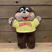 SHONEY'S Shoney Bear Plush Doll/ショーニーズ ショーニーベア ぬいぐるみ/201222-8
