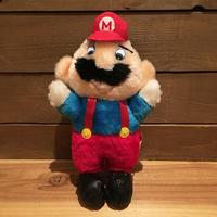 SUPER MARIO Mario Plush Doll/スーパーマリオ マリオ ぬいぐるみ/190918-3