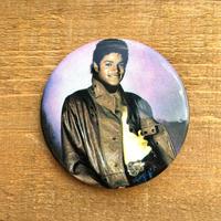 MICHAEL JACKSON Bottun/マイケル・ジャクソン 缶バッジ/190620-8
