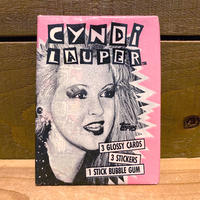 CYNDI LAUPER Trading Card/シンディ・ローパー トレーディングカード/191031-2