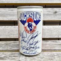 MICHAEL JACKSON Jacksons World Tour'84 Pepsi Can/マイケル・ジャクソン ジャクソンズ ワールドツアー84年 ペプシ缶/180730-5