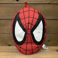 SPIDER-MAN Spider-Man Face Plush/スパイダーマン フェイスぬいぐるみ/210709-4