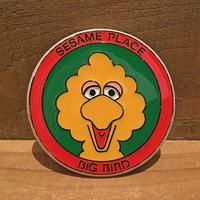 SESAME STREET Big Bird Magnet/セサミストリート ビッグバード マグネット/191023-10
