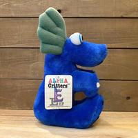 ALPHA Critters Eep Plush Doll/アルファクリッターズ イープ ぬいぐるみ/211026-9