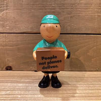 BURLINGTON NORTHERN Delivery Man Wind Up Toy/バーリントンノーザン デリバリーマン ワインドアップトイ/201112-10
