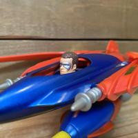 BATMAN Aerial Defender Robin Figure/バットマン エアリアルディフェンダー・ロビン フィギュア/210602-10