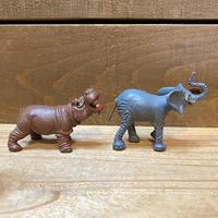 プラスチックの動物セット/200501-20