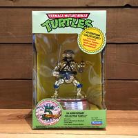TURTLES 5th Anniversary Collector Turtles Figure/タートルズ トロフィー・レオナルド フィギュア/190729-10