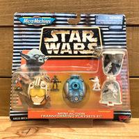 STAR WARS Mini Play Set Ⅶ/スターウォーズ ミニプレイセット7/200113-7