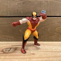 X-MEN Wolverine PVC Figure/X-MEN ウルヴァリン PVCフィギュア/191111-12