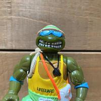 TURTLES  Lifeguard Leo Figure/タートルズ ライフガード・レオナルド フィギュア/200609-18