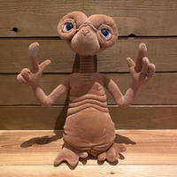 E.T. Posable Plush Doll/E.T. ポーズぬいぐるみ/200116-2
