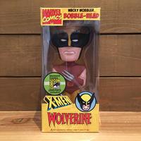 X-MEN Wolverine Bobble Head/X-MEN ウルヴァリン ボブルヘッド/190725-5