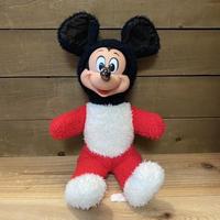 Disney Mickey Mouse Plush Doll/ディズニー ミッキー・マウス プラッシュドール/210925-3