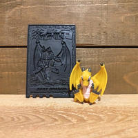 Yu-Gi-Oh! Baby Dragon Mini Figure/遊戯王 ベビードラゴン ミニフィギュア/200720-9