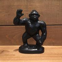 Plastic Gorilla Figure/プラスチック ゴリラ フィギュア/190713-16