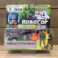 ROBOCOP  Ocp  Interceptor & Robocop with Playset/ロボコップ Ocpインターセプターセット/210922−2