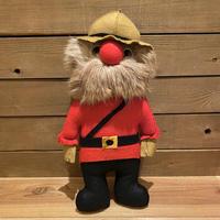 RCMP Cloth Doll/王立カナダ国家憲兵 ぬいぐるみ/200227-1
