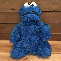 SESAME STREET Cookie Monster Plush Doll/セサミストリート クッキーモンスター ぬいぐるみ/190223-3