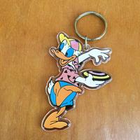 Disney Donald Duck Key Chain/ディズニー ドナルド・ダック キーホルダー/171113-1