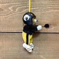 NFL Mascot Bear Clip Doll/NFL マスコットベア クリップドール/210224-1