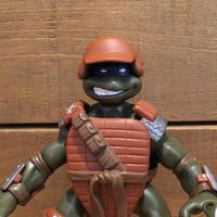 TURTLES Fightin' Gear Donatello Figure/タートルズ ファイティングギア・ドナテロ フィギュア/190530-4