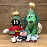 LOONEY TUNES Marvin the Martian & K-9 Bean Bag/ルーニーテューンズ マービン & K-9 ぬいぐるみ/210927- 11