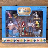 THE LITTLE MERMAID Posable Figure Set/リトルマーメイド ポーザブルフィギュアセット/210422-5