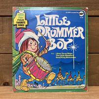 Little Drummer Boy EP Record/リトルドラマーボーイ EPレコード/210126−10