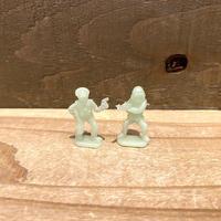 SEE-THRU GLO DINO Soldier Figure Set/シースルーグローダイノ 兵士 フィギュアセット/200418-10