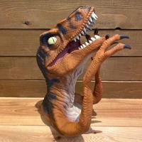 JP THE LOST WORLD Velociraptor Action Puppet/ジュラシックパーク ヴェロキラプトル アクションパペット/191114-7
