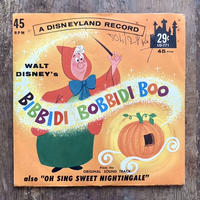 Cinderella EP Record/シンデレラ レコード/210619−11