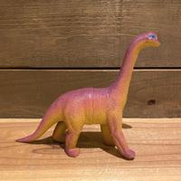 DINOSAUR Brachiosaurus Rubber Toy/恐竜 ブラキオサウルス ラバートイ/191121-5