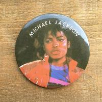 MICHAEL JACKSON Bottun/マイケル・ジャクソン 缶バッジ/190620-7