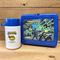 TURTLES  Plastic  Lunchi Box/タートルズ プラスチックランチボックス/200725-4