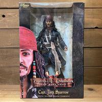 PIRATES of the CARIBBEAN Talking Jack Sparrow Figure/パイレーツ・オブ・ザ・カリビアン ジャック・スパロウ フィギュア/210710-8