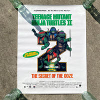 TURTLES Video Promotion Poster/タートルズ ビデオプロモーション ポスター/191104-1