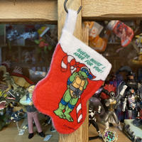 TURTLES Mini Christmas Socks/タートルズ ミニクリスマスソックス/210927-16
