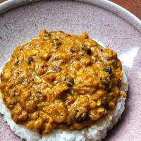 豆豆カレー