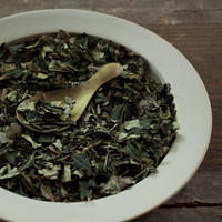 八代の日本古来のはすの葉茶(リーフ 20g  小袋)