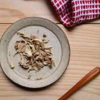 霧島のパワフルな生姜/乾燥荒砕きチップス 40g 小袋
