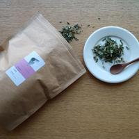 石垣島の香り華やか月桃茶(リーフ80g/大袋)