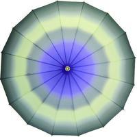 ベストセラー 傘専門店  通販  東京  雨傘  ワンタッチ  ジャンプ  グラスファイバー  サビない  旅傘  【16本骨  ぼかし  内ムラサキ】
