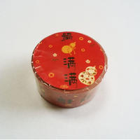 中国マスキングテープ「対聯」