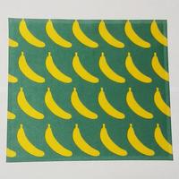 【BYC】マルチクロス(メガネふき)「バナナ」
