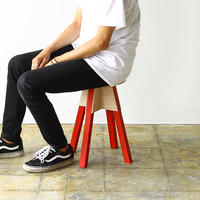 Trapezoid stool
