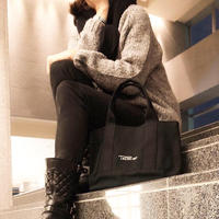 BASICトートバッグ (S) ブラック