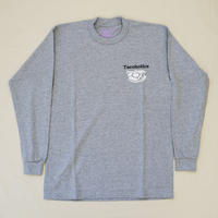 LONG SLEEVE TEE 6.5oz  Tacoholics(Grey)