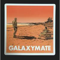 GALAXYMATE ステッカー